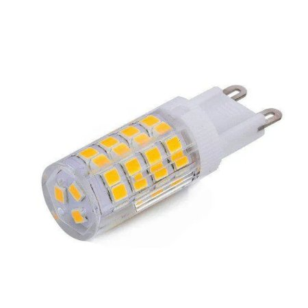LAMPADA LED G9 HALOPIN 2,5W BRANCO QUENTE -  JMX