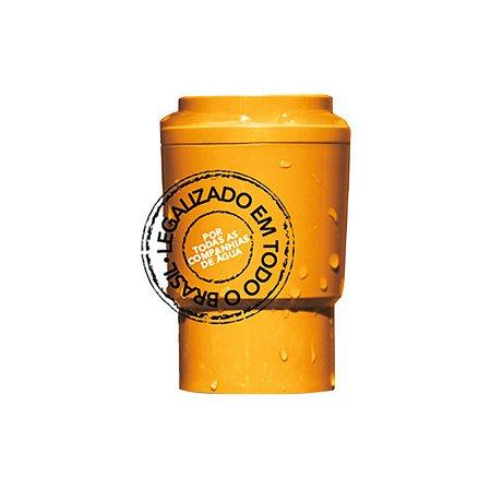 BLOQUEADOR DE AR RESIDENCIAL 3/4 PVC - POUPAMAX