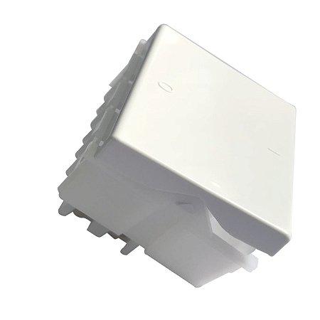 INTERRUPTOR MODULAR ARIA BIPOLAR SIMPLES 20A/250V TRAMONTINA