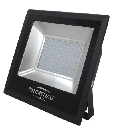 Refletor Led 100W 6500K (74100600) - Blumenau