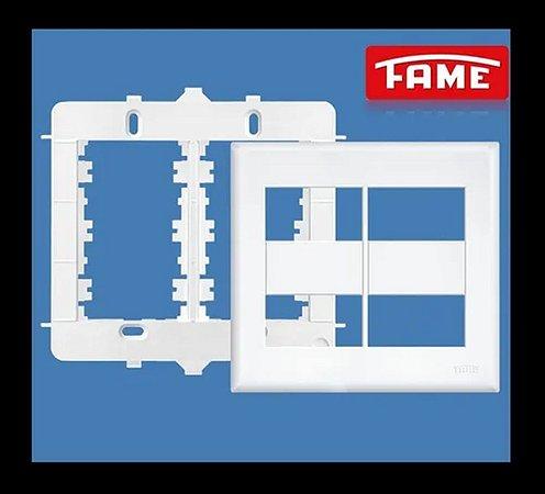 Placa Evidence 4 X 4 Com Suporte 4 Modulos Dist (10428920) - Fame