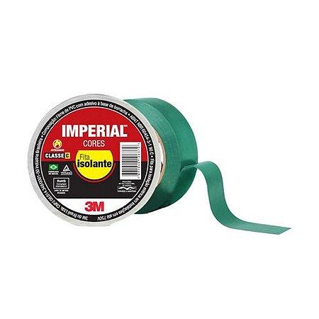 FITA ISOLANTE 18MMX20M VERDE/ IMPERIAL 3M