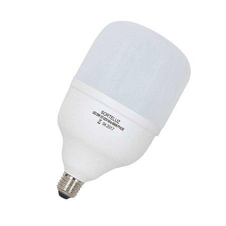 Lampada Led Bulbo E27 40W 6500K - Sorte Luz