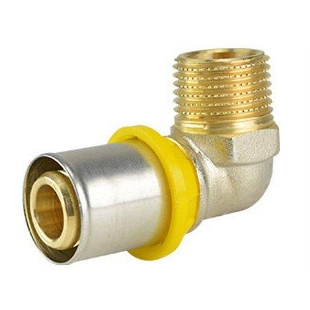 AMANCO PR - JOELHO 90 TRANS M GAS DN16 X 1/2