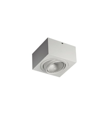 Spot Sobrepor Quadrado Para Lampada Par30 E27 Sura (RS-2007/1 BFM) Revoluz