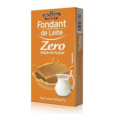 Fondant de Leite Zero Açúcar - 75g
