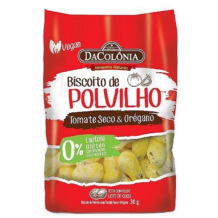 Biscoito de Polvilho com Tomate Seco & Orégano - 30g
