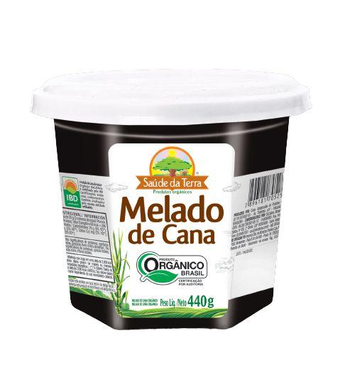 Melado de Cana Orgânico 440g