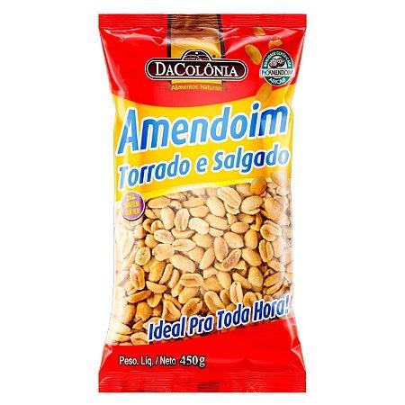 Amendoim Torrado e Salgado - 450g