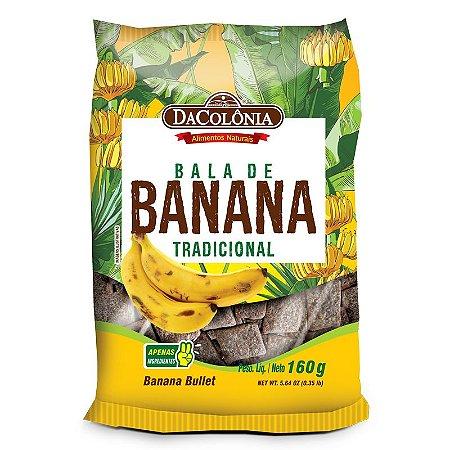 Bala de Banana Tradicional - 160g