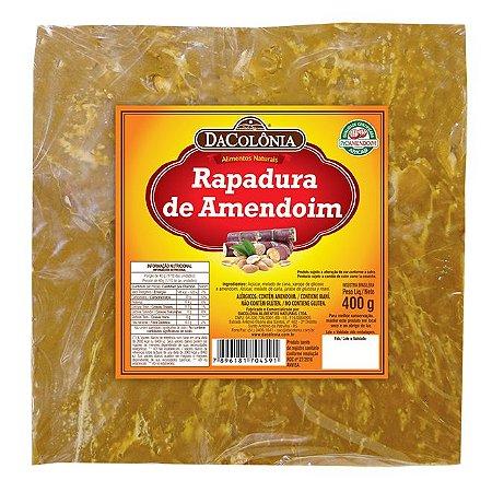 Rapadura de Amendoim - 400g