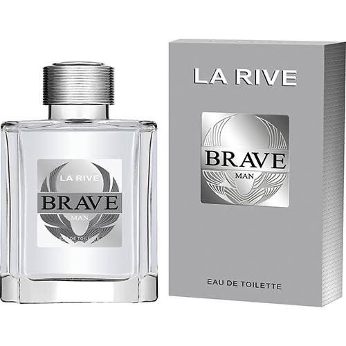 PERFUME BRAVE LÁ RIVE MASCULINO 100ml