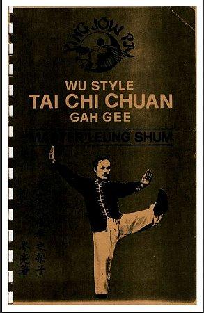 Livro Tai Chi Chuan