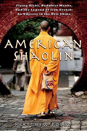 Livro American Shaolin Eletrônico ou Impresso - Frete Grátis