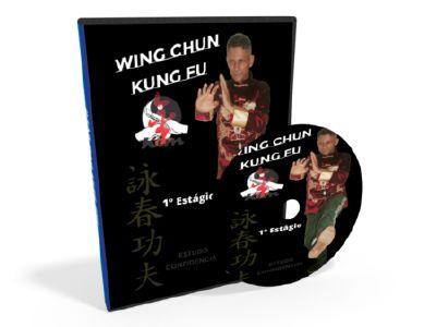 Wing Chun Kung Fu 1ª Fase do 1º estágio