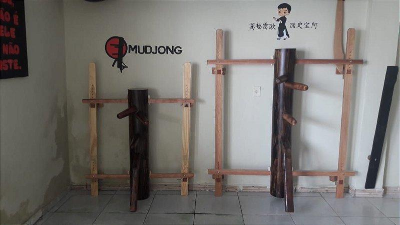 Mudjong Boneco de Treino de Wing Chun se PVC