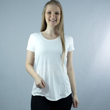 Blusa Rebeca Dry Branca