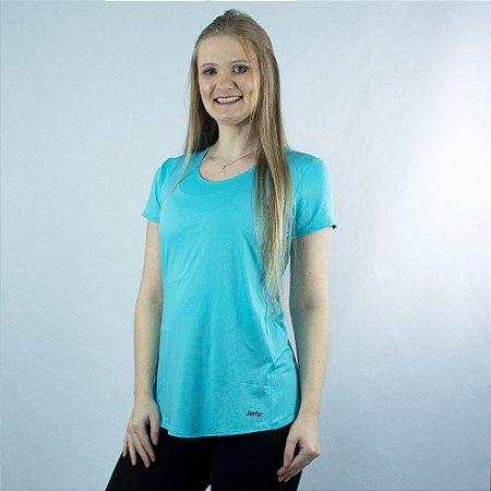 Blusa Rebeca Dry Azul