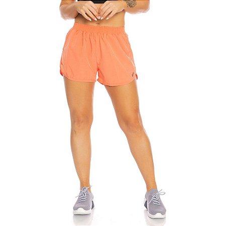 Shorts Tactel Laranja