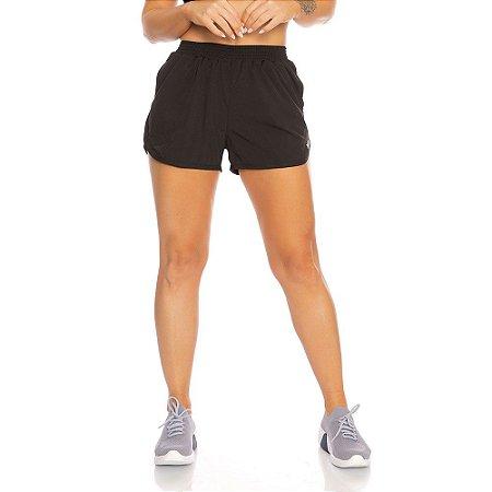Shorts Tactel Preto