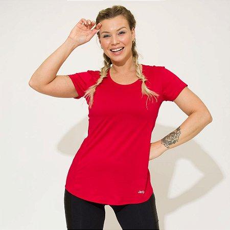 Blusa Rebeca Dry Vermelha