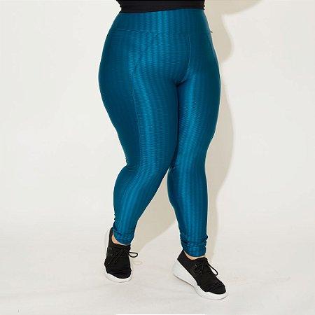 Legging New Zig Plus Size Azul