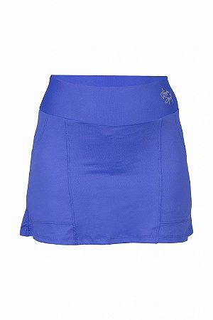 Saia Shorts Ketlyn Azul