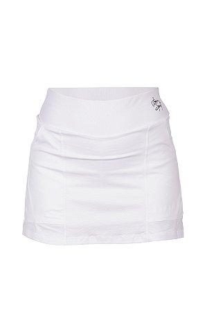 Saia Shorts Ketlyn Branco