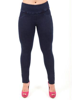 Legging Jeans Levanta Bumbum 01 Jeans