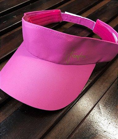 Viseira pink