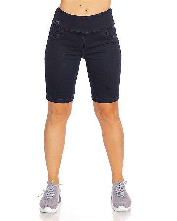 Bermuda jeans empina bumbum