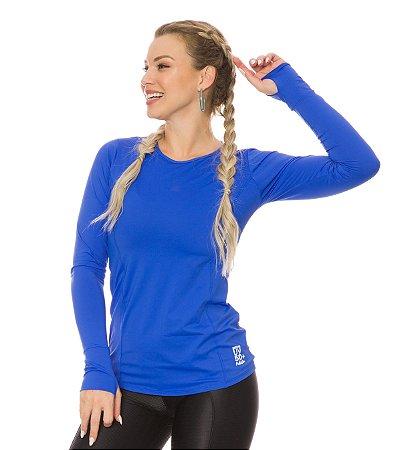 Blusa helena azul