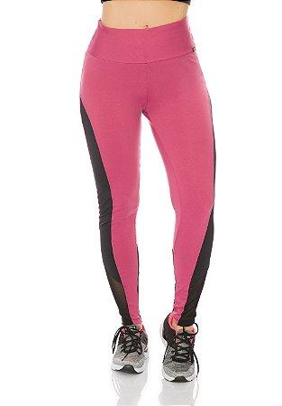 Legging quinzel rosa