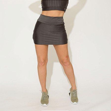 Shorts Saia New Zig Cinza