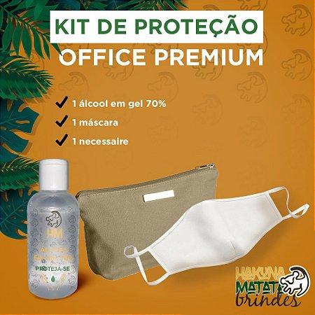Kit de Proteção Personalizado 100 unidades