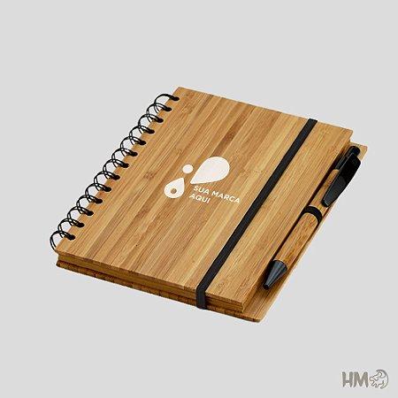 10 unidades Caderno Ecológico