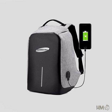 10 Mochilas Anti-Furto USB
