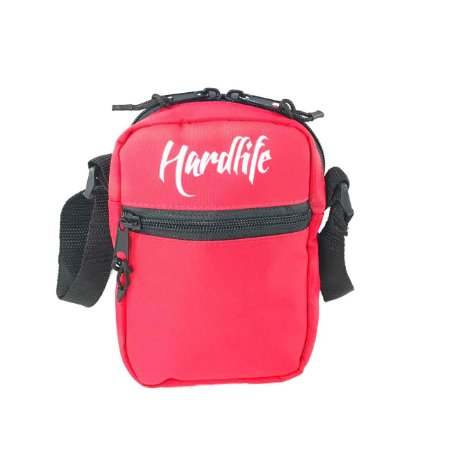 SHOULDER BAG HARDLIFE VERMELHA