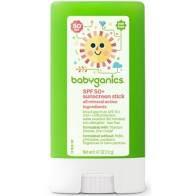 Protetor Solar para Bebê Bastão SPF 50+ Babyganics
