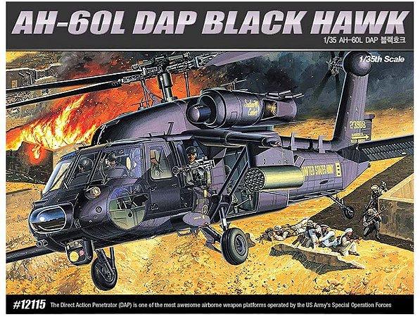 Academy - AH-60L DAP - 1/35