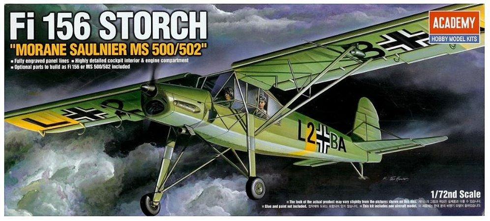 Academy - Fi 156 Storch - 1/72