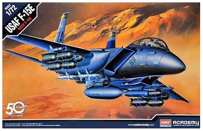 Academy - USAF F-15E - 1/72