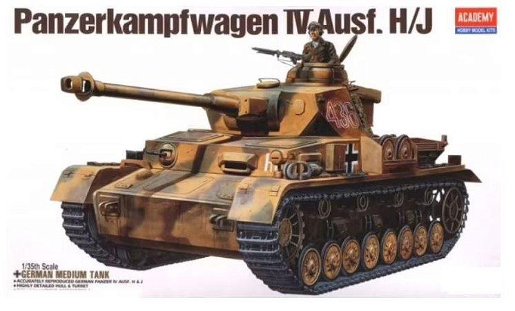 Academy - Panzerkampfwagen IV Ausf. H/J - 1/35