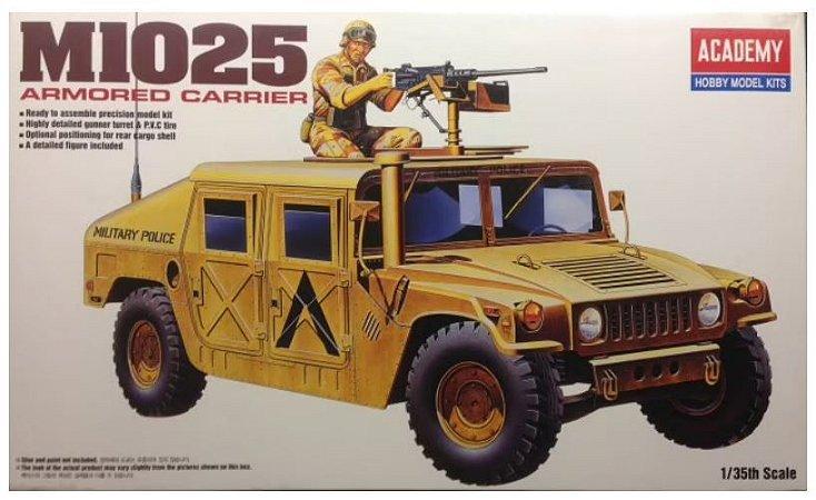 Academy - M1025 Armoured Carrier - 1/35