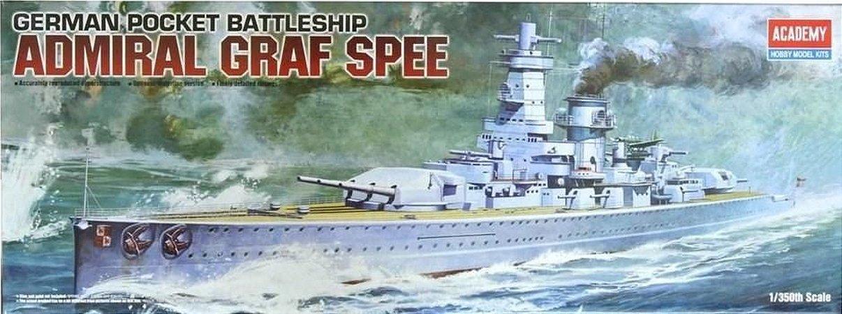 Academy - Admiral Graf Spee - 1/350