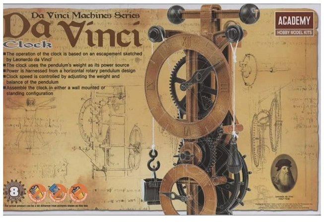 Academy - Da Vinci Clock