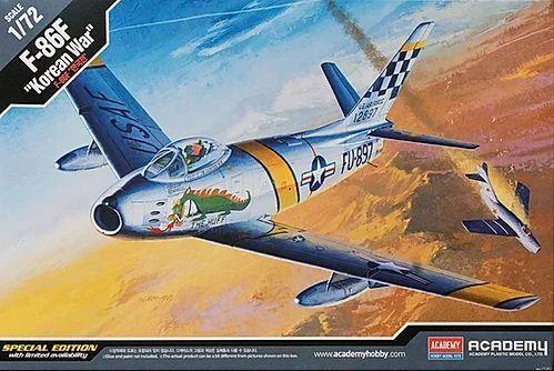 "Academy - F-86F ""Korean War"" - 1/72"
