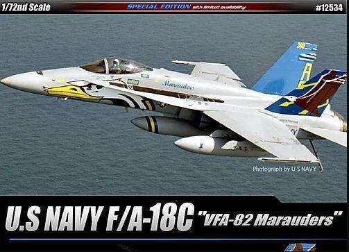 """Academy - F/A-18C """"VFA-82 Marauders"""""""