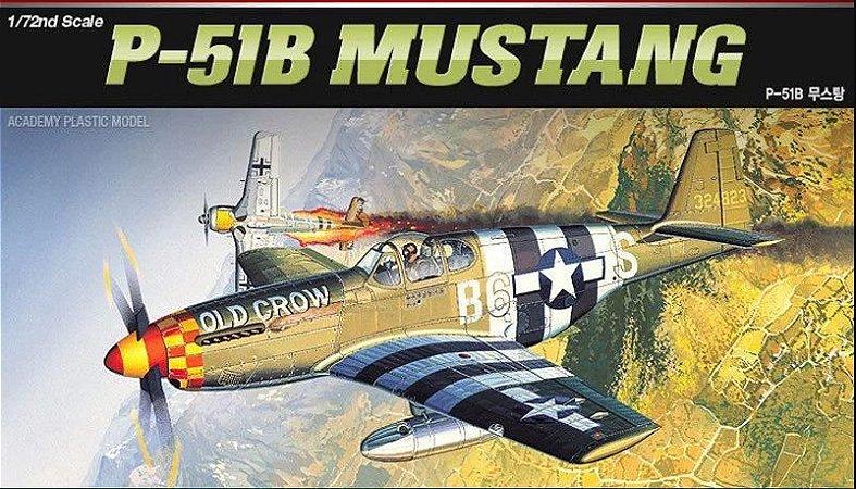 Academy - P-51B - 1/72