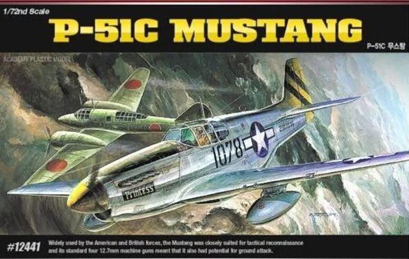 Academy - P-51C - 1/72
